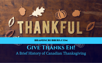 Give Thanks Eh! – A Brief History of Canadian Thanksgiving