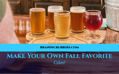 Make Your Own Fall Favorite – Cider!