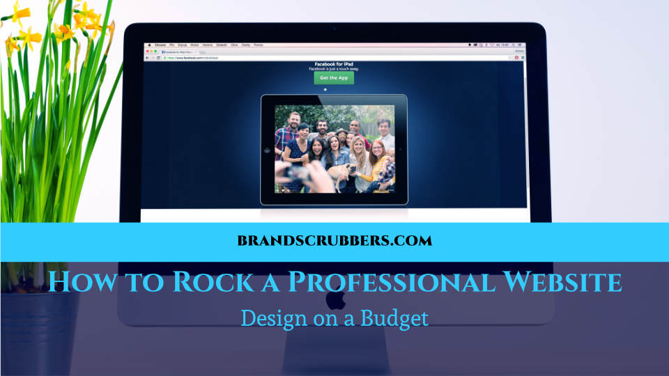 How to Rock a Professional Website Design on a Budget