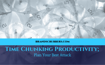 Time Chunking Productivity; Plan Your Best Attack