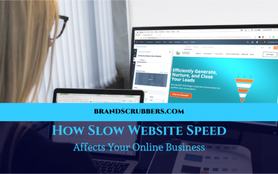 How Slow Website Speed Affects Your Online Business