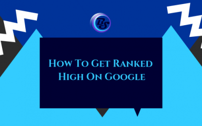 get ranked high on google