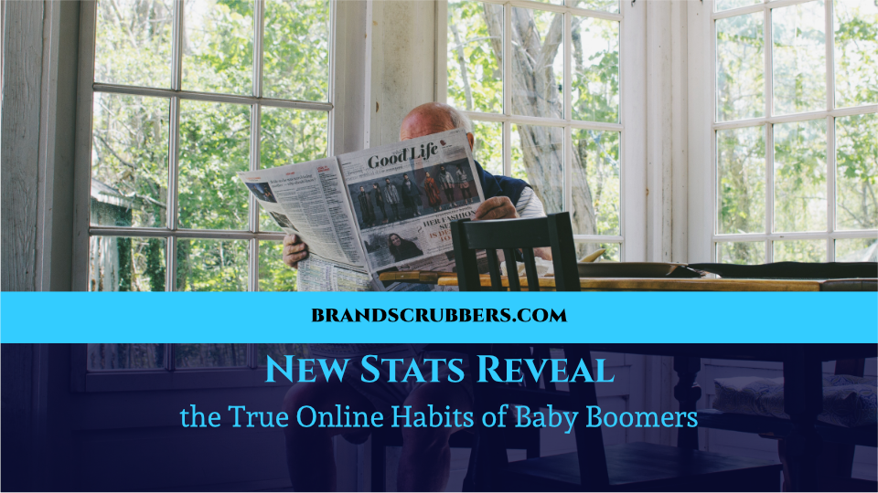 New Stats Reveal the True Online Habits of Baby Boomers