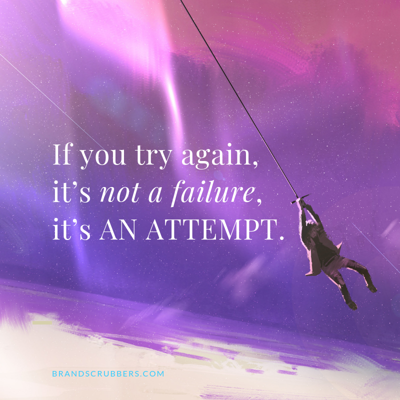 attempt-not-failure
