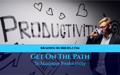 Get On The Path To Maximize Productivity