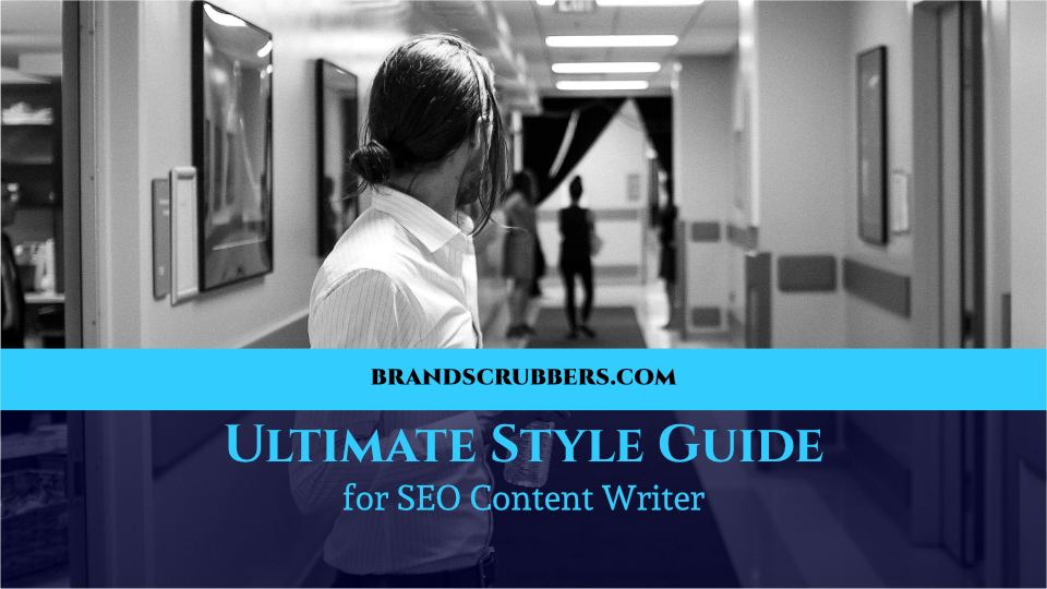 Ultimate Style Guide for SEO Content Writer