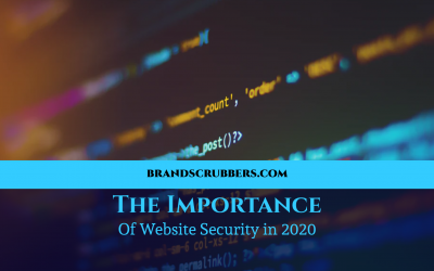 The Importance of Website Security in 2020
